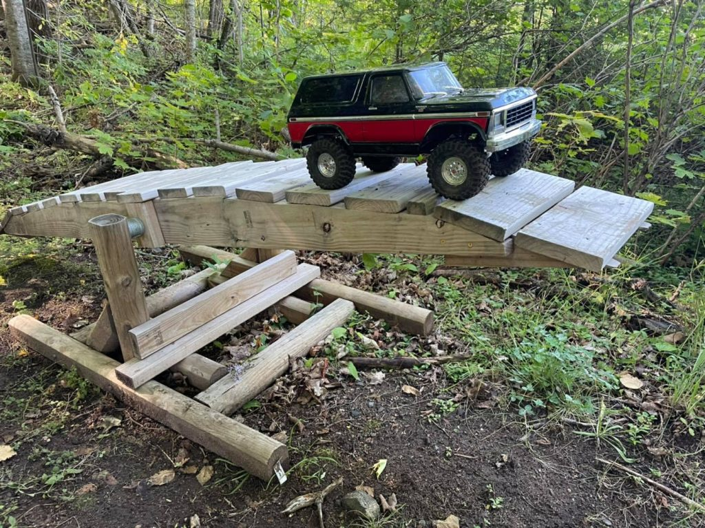 Maple Ridge RC Camp Out and Crawler Competition